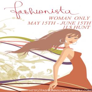 Fashionista-Hunt-poster