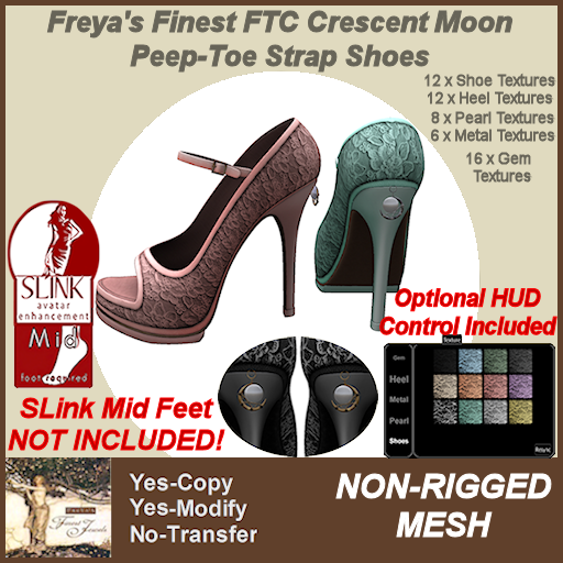 Freya's Finest SLink MID Crescent Moon Pendant FTC Shoes_001