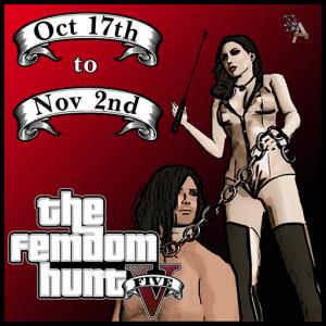 The Femdom Hunt V -- Sign (512)