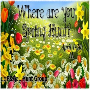 Where are you Spring Hunt
