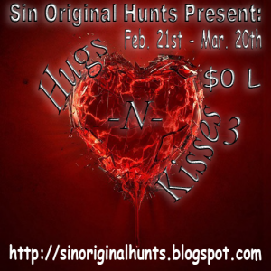 hugs n kisses 3 hunt POSTER PIC